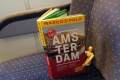 Auf dem Weg nach Amsterdam