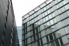 neue Architektur am IJ
