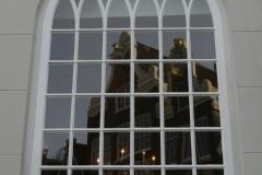 Spiegelung im Begijnenhof