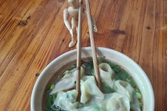 Yummie! Dumpling Soup!