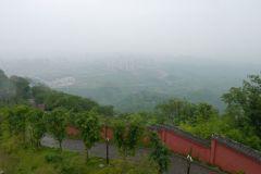 Blick vom Puti nach Changshou