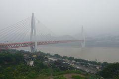 Chaotianmen-Yangtse-Brücke