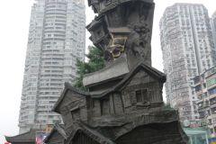 Hongyadong-Skulptur