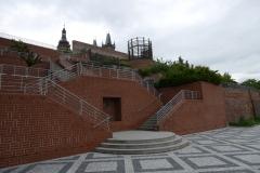 Stadtmauer von Hradec Králové