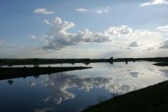 Die Elbe bei Wittenberge