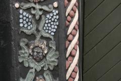 Tür in Tangermünde