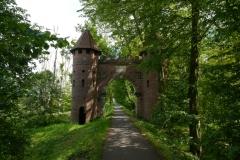 Elberadweg bei Wittenberg