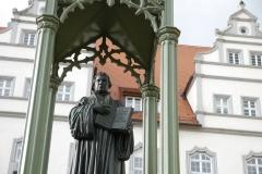 Luther in der Lutherstadt