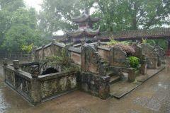 Fengdu Tempelanlage