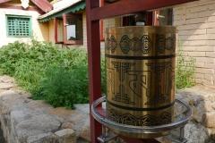 Gebetsmühle im Gandan-Kloster