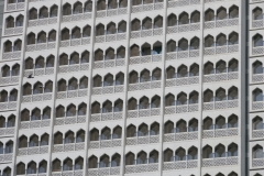 Fassade des Hotel Taj Mahal