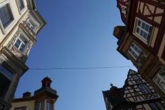 Fachwerk in Koblenz (4 Türme)
