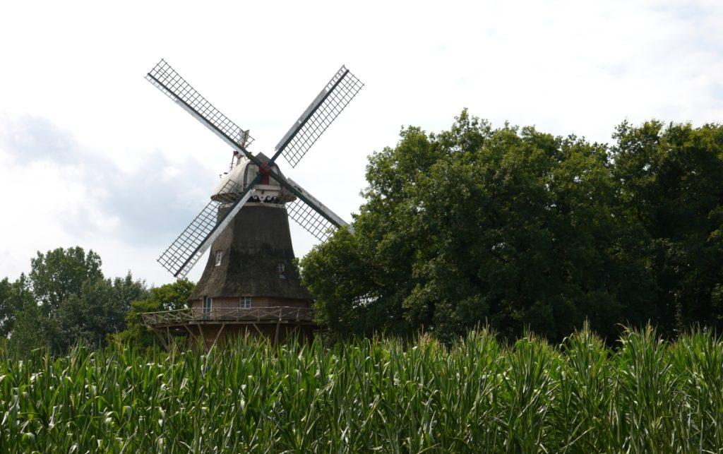 Mühle am Wegesrand