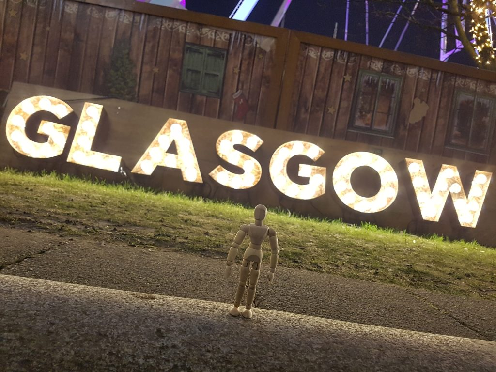 Pippin in Glasgow 2018