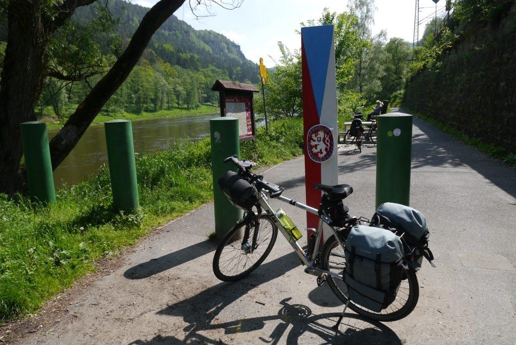 Grenzübergang Deutschland - Tschechien