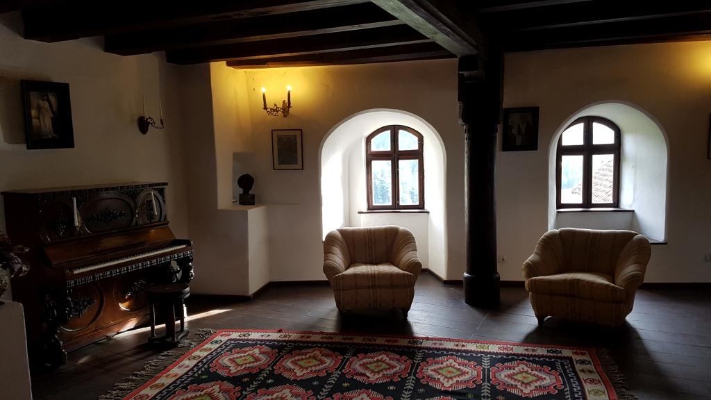 Draculas Wohnzimmer